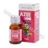 Azee 200 (Azithromycin) - 200mg (15mL)