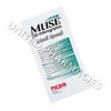 Muse (Alprostadil) - 250mcg (6 Doses)