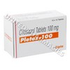 Pletoz (Cilostazol) - 100mg (10 Tablets)