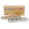 Prandial 0.2 MD (Voglibose) - 0.2mg (10 Tablets)