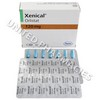 Xenical (Orlistat) - 120mg (42 Capsules) (Turkey)