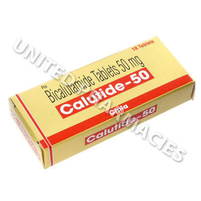 Calutide (Bicalutamide) - 50mg (10 Tablets)