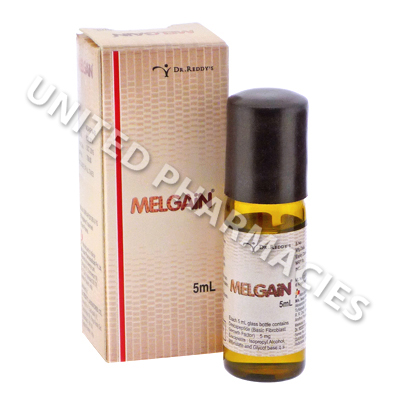 Melgain Lotion (Decapeptide - Basic Fibroblast Growth Factor) - 5mg (5mL)