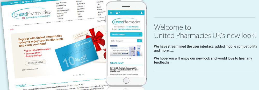 United Pharmacies UK New Look