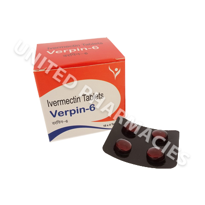 Verpin (Ivermectin) 6mg Tablets